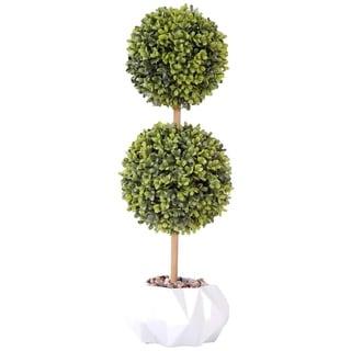 Topiary in Ceramic Vase