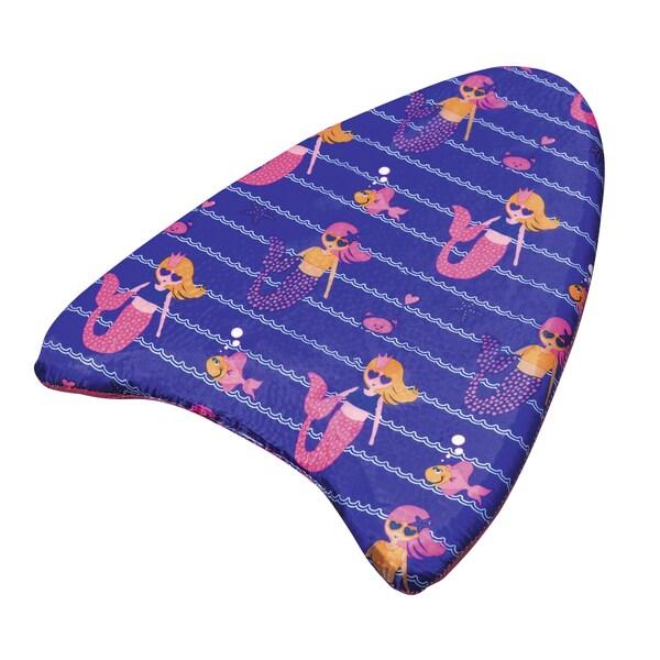 Swim Safe Pink Girls' Fabric Kickboard