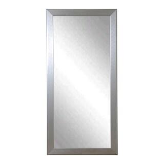 Designer Silver Full Length  Mirror