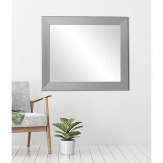 Designer Silver Wall Mirror
