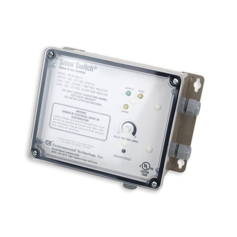Advanced Snow Melt Control - 100-277VAC