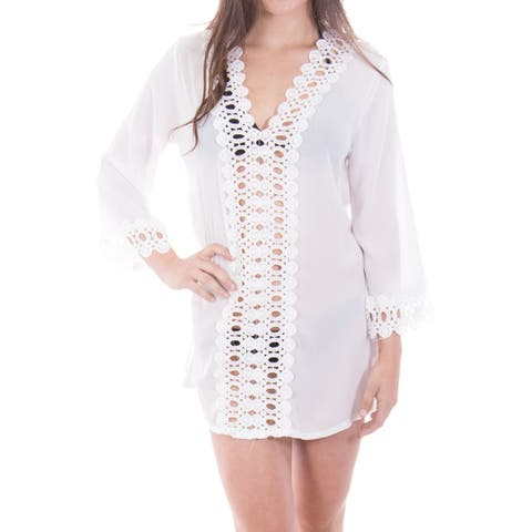 58d8eba994 Buy Cover-Ups & Sarongs Online at Overstock | Our Best Swimwear Deals