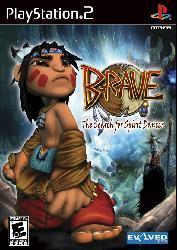 PS2 - Brave: Search for Spirit Dancer