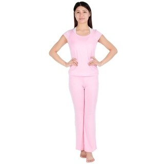 Yoga and Fitness Suits for Women and Juniors, Stretch, Pink, S