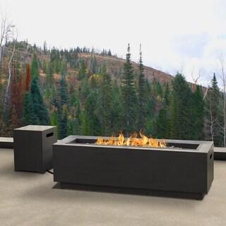 Real Flame Lanesboro Propane Fire Pit w/ NG Conversion