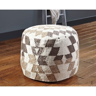 Signature Design by Ashley Abraham Pouf