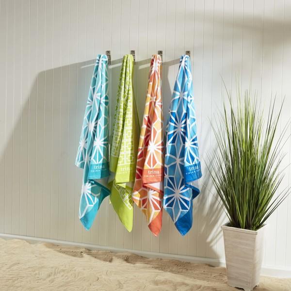 Trina Turk Printed Beach Towels