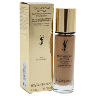 Yves Saint Laurent Le Teint Touche Eclat Radiance Awakening Foundation SPF 22 BD50 Warm Honey