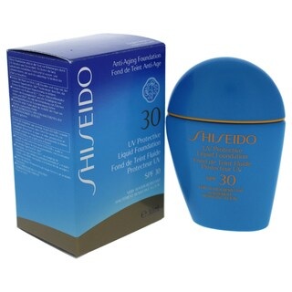 Shiseido UV Protective Liquid Foundation SPF 30 Light Ivory