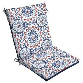 Arden Selections Clark Reversible Outdoor Chair Cushion