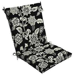 Arden Selections Ashland Jacobean Outdoor Clean Finish Chair Cushion