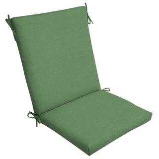 Link to Arden Selections Moss Leala Texture Outdoor Chair Cushion - 44 in L x 20 in W x 3.5 in H Similar Items in Patio Furniture