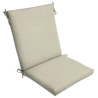 Arden Selections New Tan Leala Texture Outdoor Chair Cushion