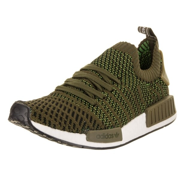 6089ea87119 Shop Adidas Men s NMD R1 STLT Primeknit Originals Running Shoe ...