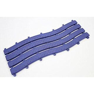 """Mats Inc. Aqua Safe Wet Area Runner Mat, 22.83"""" x 18' (Option: Blue)"""