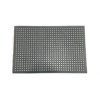 "Mats Inc. Cushion Safe Kitchen Mat, Black, 31.5"" x 47.25"" - 31.5"" x 47.25"""