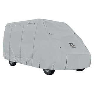 Classic Accessories OverDrive PermaPRO Deluxe Tall Class B RV Cover, Fits 23'