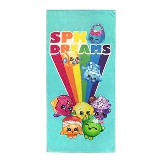 """Shopkins Dream 28"""" x 58"""" Cotton Beach Towel"""