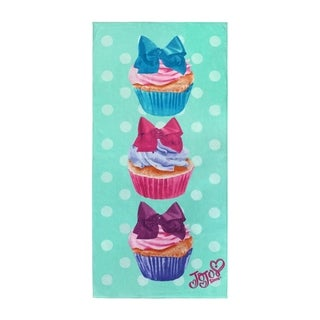 Shop Nickelodeon Jojo Siwa Cupcake Cotton Beach Towel