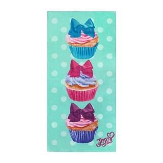 Nickelodeon Jojo Siwa Cupcake Cotton Beach towel