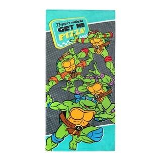 Nickelodoen Teenage Mutant Ninja Turtles Get Me Cotton Beach Towel