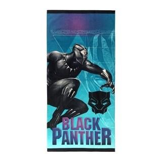 Marvel Black Panther Haze Cotton Beach Towel