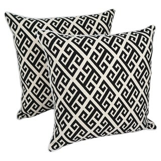 Blazing Needles 17-inch Indoor Designer Throw Pillows ( Set of 2)