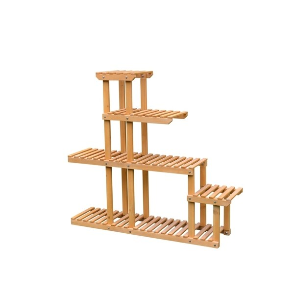 Shop Multi Tier Plant Stand Free Shipping Today Overstock 20457141