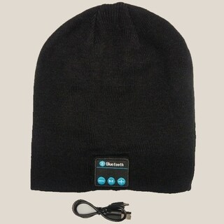 Unisex Bluetooth Beanie with Built-in Headphones (More options available)