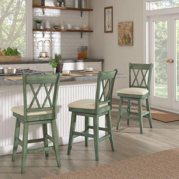 Peachy Shop Eleanor Double X Back Wood Swivel Chair By Inspire Q Uwap Interior Chair Design Uwaporg
