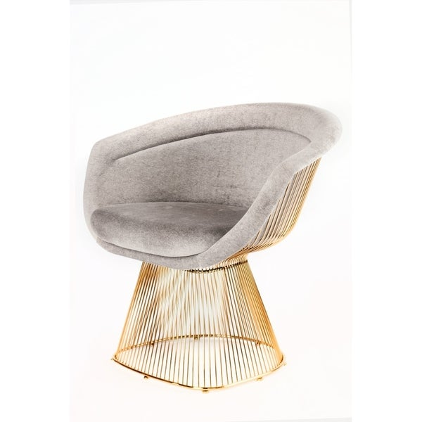 Lovely Platner Lounge Chair