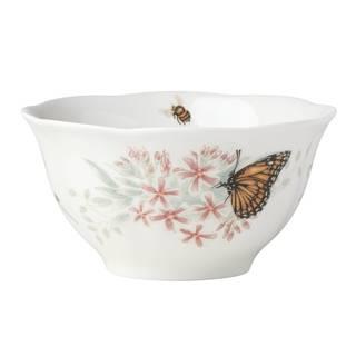 Lenox Butterfly Meadow Flutter Eastern Bluebird Rice Bowl
