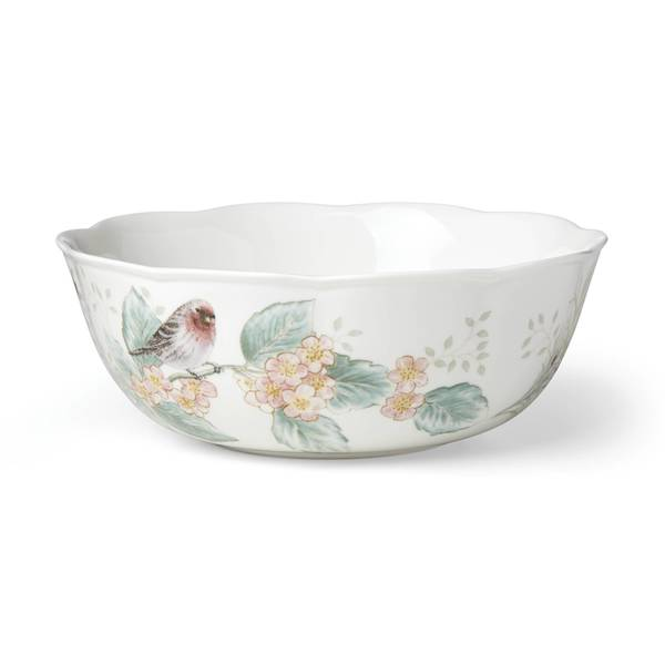 Shop Lenox Butterfly Meadow Flutter Serving Bowl Free