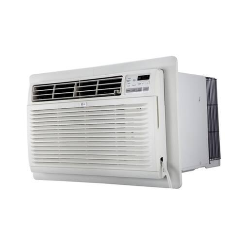 LG LT1037HNR - 10,000 BTU Through-the-Wall Air Conditioner w/ Heat (Refurbished) - White