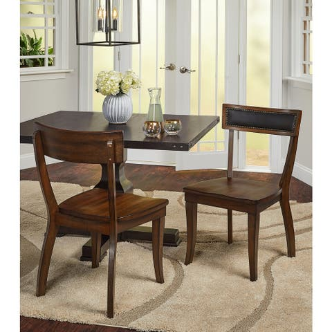 Simple Living Heston Dining Chairs (Set of 2)