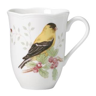Lenox Butterfly Meadow Flutter Goldfinch Mug