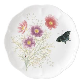 Lenox Butterfly Meadow Flutter Hummingbird Accent Plate