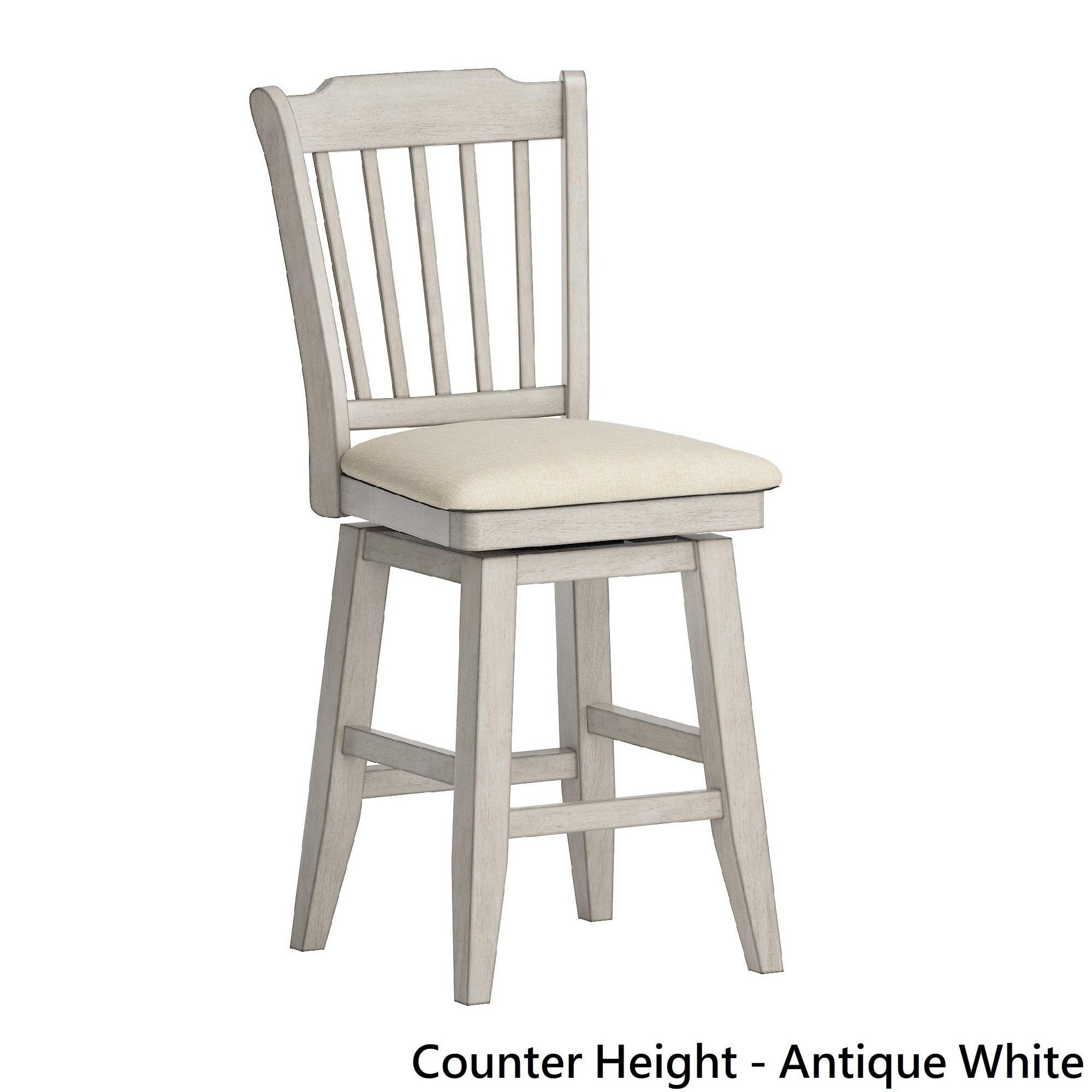 Surprising Eleanor Slat Back Wood Swivel Chair By Inspire Q Classic Onthecornerstone Fun Painted Chair Ideas Images Onthecornerstoneorg