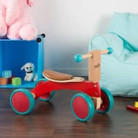 Wooden Ride-on By Happy Trails