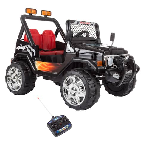Lil Rider Ride On Toy All Terrain Sporty Truck Vehicle