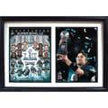 12x18 Double Frame - LII World Champions Philadelphia Eagles