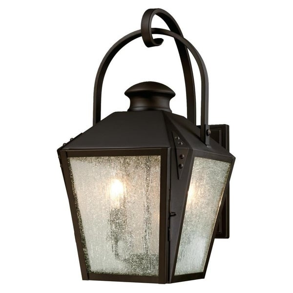 Westinghouse Valley Forge 2-Light Outdoor Wall Lantern