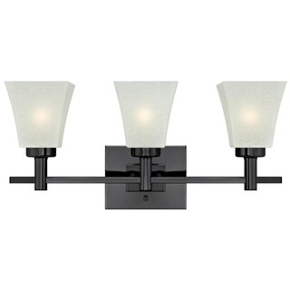 Westinghouse Wilkes 3-Light Indoor Wall Fixture