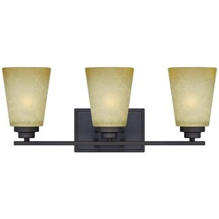 Westinghouse Ewing 3-Light Indoor Wall Fixture
