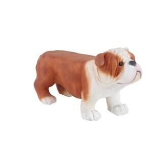 Modern 16 x 12 Inch Dog Polystone Stool