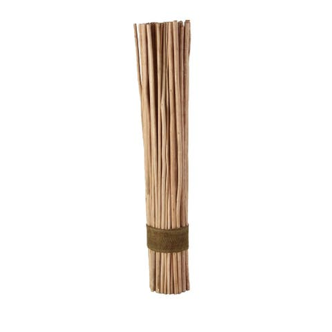 Natural 36 x 5 Inch Brown Jute Decorative Sticks
