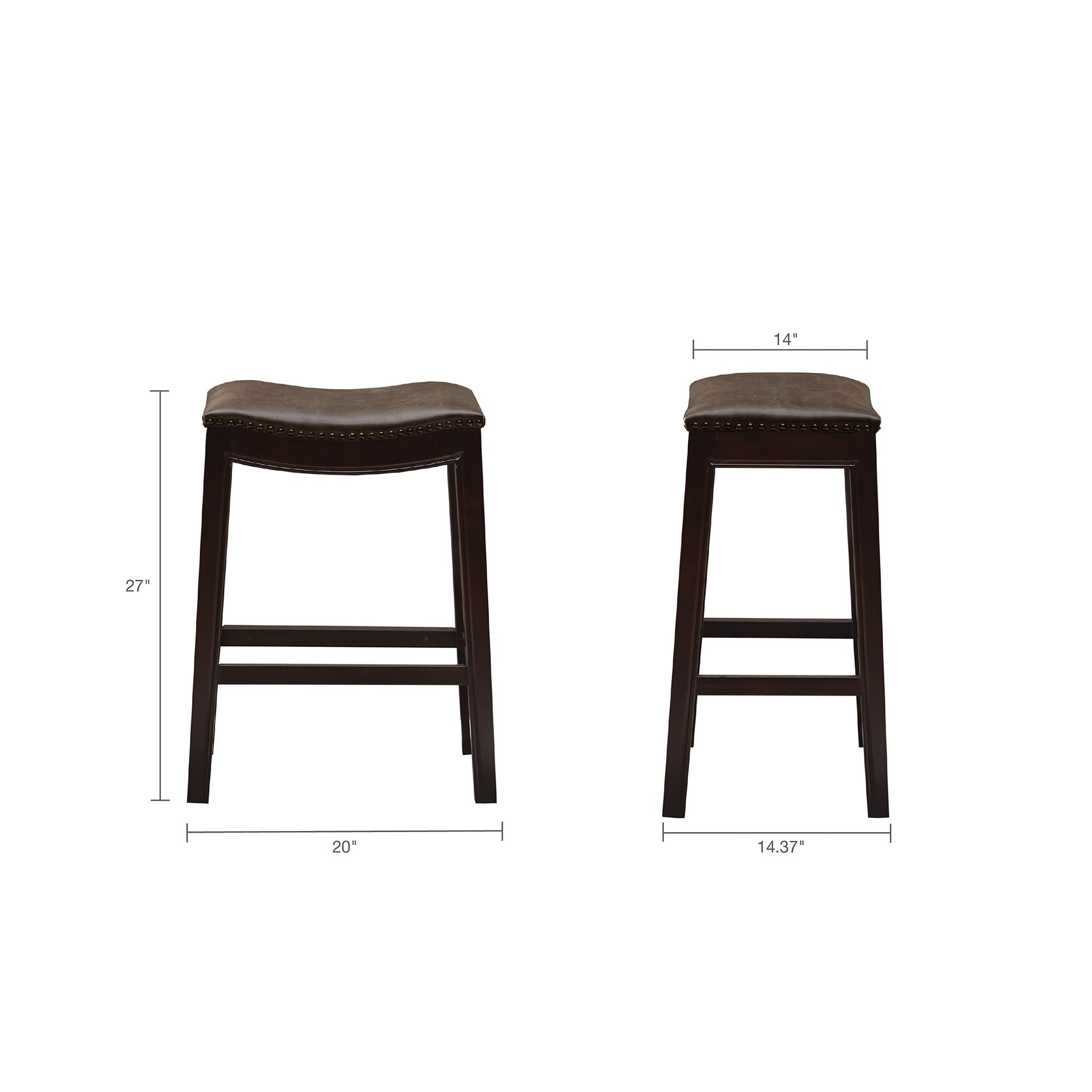 Madison Park Nomad 9 inch Counter Stool   Overstock   9