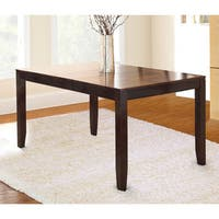 Copper Grove Tolland Acacia 5-foot Solid Wood Dining Table - Brown