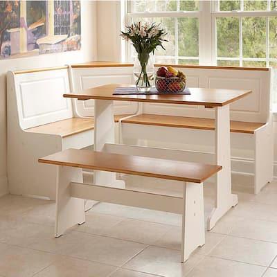 Buy Breakfast Nook Kitchen Dining Room Sets Online At Overstock