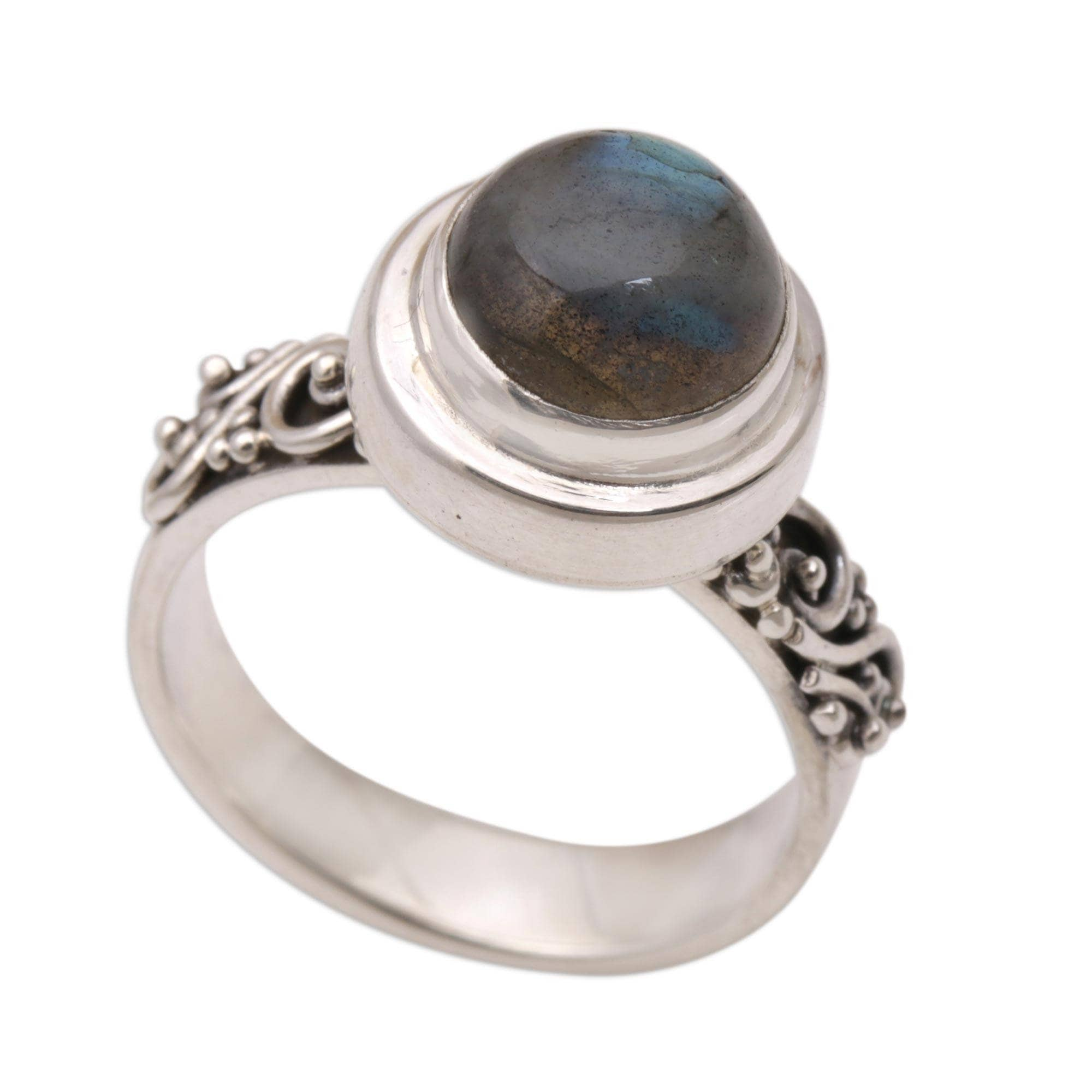 Labradorite Rings | Find Great Jewelry Deals Shopping at Overstock.com